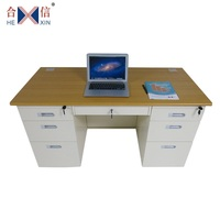 Dormitory Office Furniture Table Steel Studying Desk Modern Computer Desk