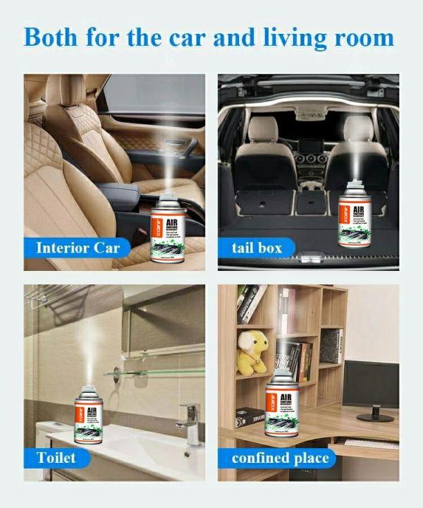 מזגן דאודורנט עבור טרי אוויר ולטהר ריח או ריח במכונית בית 160ml