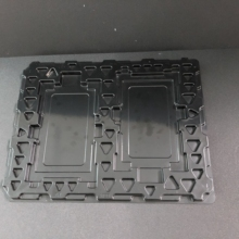 Custom PET Anti-Statische <span class=keywords><strong>ESD</strong></span> verpakking blister plastic IC/PCB lade
