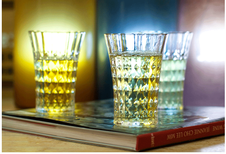 510ml Clear Lead-free Crystal Whiskey Glass Drinking Cup