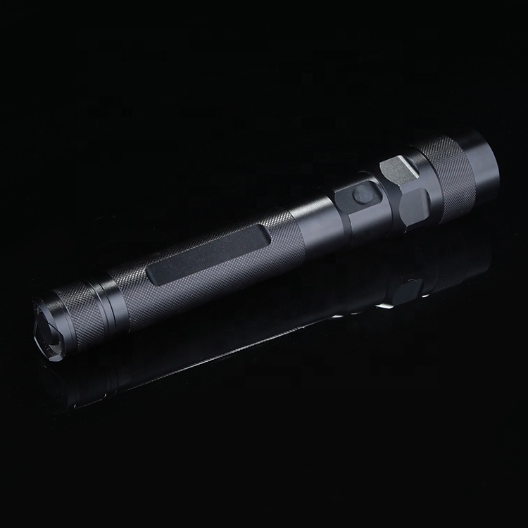 Hot selling Aluminum Alloy xml t6 led Flashlight Torch tactical flashlight HL-ATC03