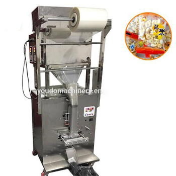 Automatic Snacks Preformed Pouch Packing Machine Nut Packaging Machine