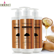 OEM Private Label Minyak Argan Intens Makanan & Hidrasi Menghaluskan & Detangles Hair Conditioner