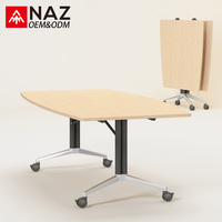 New Design Office furniture folding conference desk for meeting table