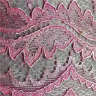 Lace Women Lacelace Fashion 100%poly Cord Lace For Women Dress Fabric