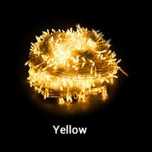 Светодиодная гирлянда, праздничные огни, гирлянда RGB 220 в 10 м 20 м 50 м, уличная сказочная Рождественская гирлянда для украшения свадебной вече...(Китай)