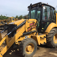 Good Quality Used CAT 430f Backhoe Loader/ Caterpillar 430f with Cheap Price