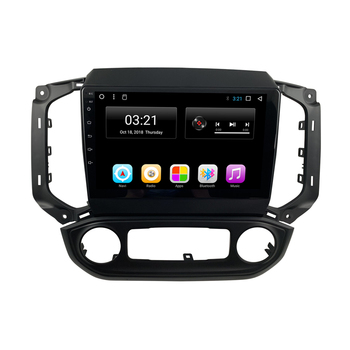 Android 10.010.1inch Touch Screen Car audio For Chevrolet Trailblazer 208-2019 with Car play Android auto