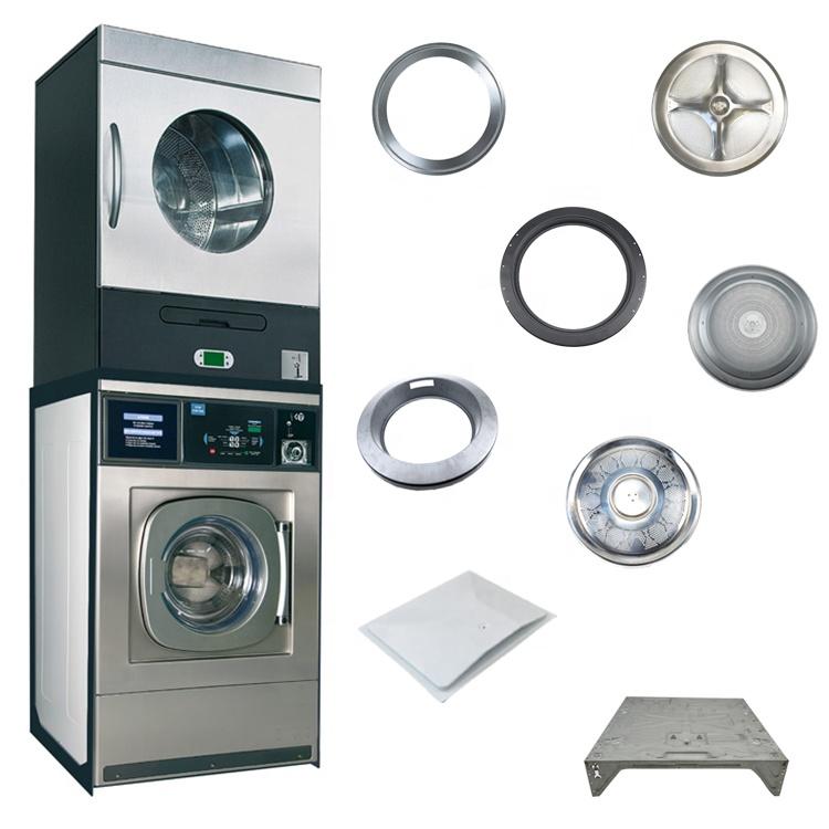 Изготовленные На Заказ алюминиевые запасные части стиральной машины части ножками для шайба