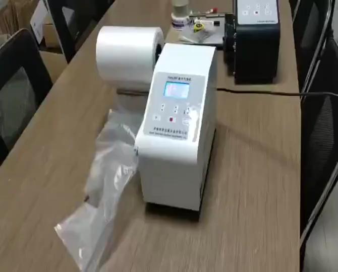 20um厚さボイド記入空気枕バッグエアクッションフィルム