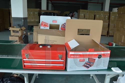 90PCS Professional Hardware Tools With Kraft Mechanic Tools