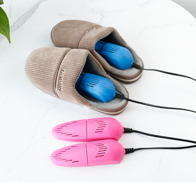 Rétractable température constante sèche-chaussures à séchage rapide sèche-chaussures désodorisation stérilisation dortoir familial