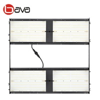 480w full spectrum quantum board bava samaung lm301b white 3000k/3500k dimmable led grow light