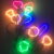 flexible soft led filament bulb warm white DC24V 4W Colorful for wedding party bar decoration