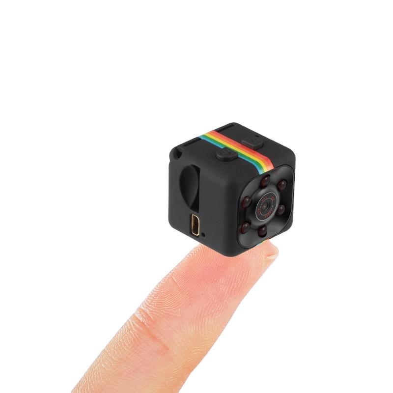 2020 الساخن SQ11 كاميرا صغيرة HD 1080P الأمن اللاسلكية المخفية كاميرا تجسس صغيرة للرؤية الليلية كاميرا الحركة DVR مايكرو