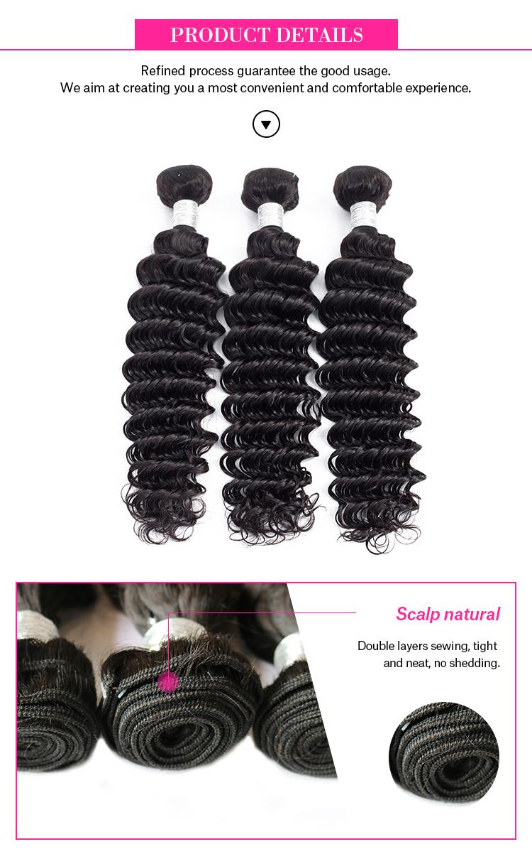 A partir de um único doador 10 uma virgem mink cabelo cutícula alinhados cabelo da índia
