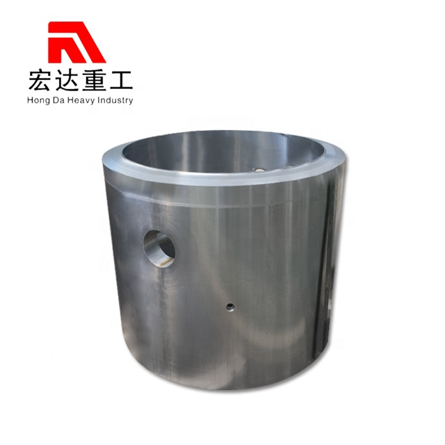 CNC Machining Customized l barrel cylinder For Pressure Vessel