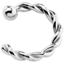 Huitan, панк стиль, Поддельные кольца для носа, кольца для губ, ювелирные изделия для тела, искусственный пирсинг, зажим для женщин, кольца для н...(China)