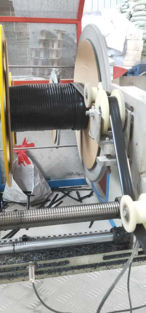 Ferme agricole systèmes d'irrigation goutte à goutte avec goutteur rond