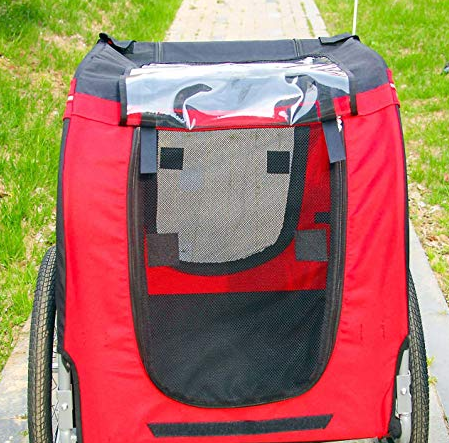 Heavy Duty Foldable Utility Pet Stroller Dog Carriers ...