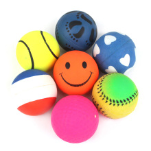 Hot selling Hight Quantity Silicone Koosh Toy Ball