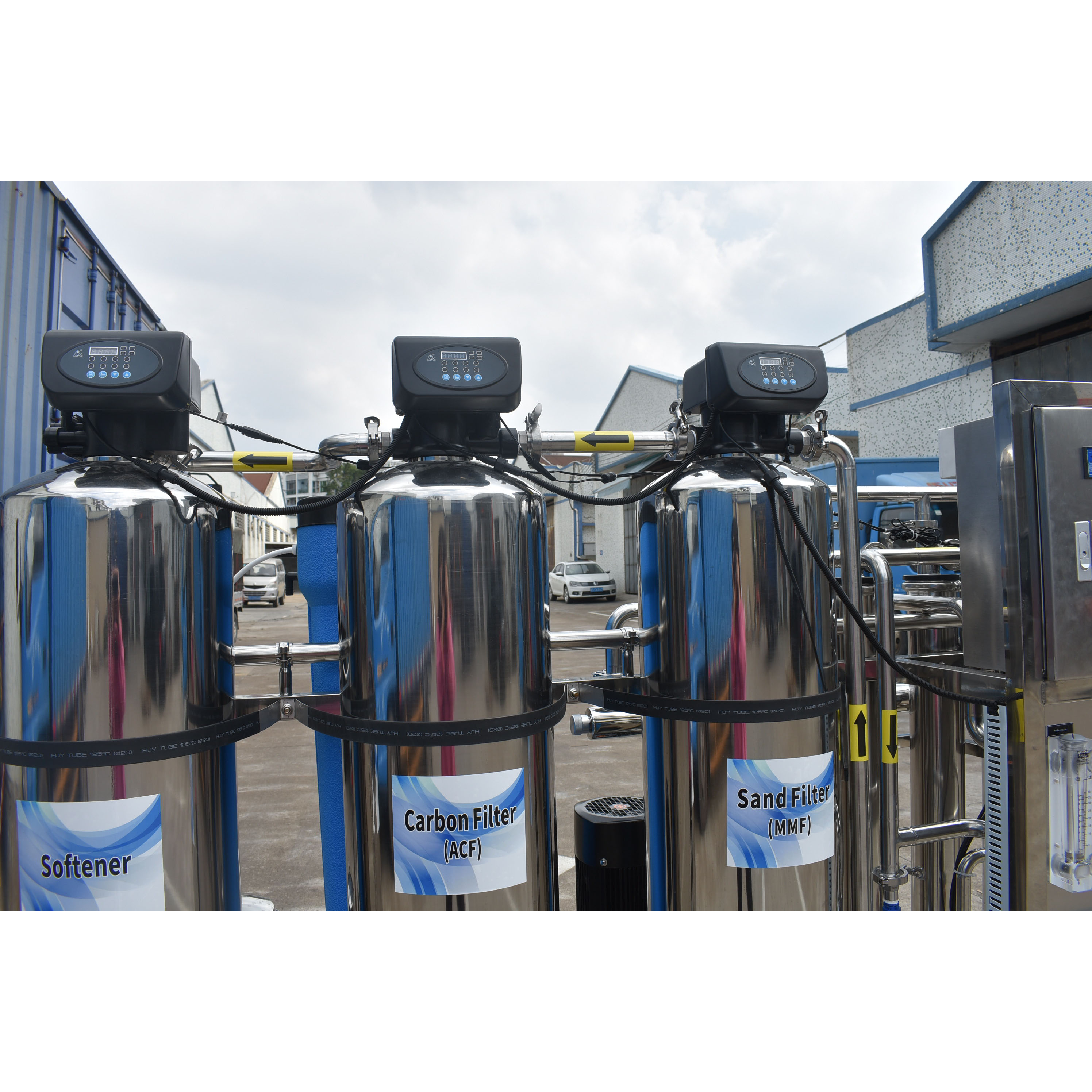 product-1000lphstainless steel osmosis reverse ro system-Ocpuritech-img-1