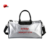 Newest Fashion Large Capacity Custom Overnight Travel Luggage Bags Waterproof Leather Duffel Bag For Women