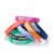 China Manufacturers Custom Silicone Wristband For Gym