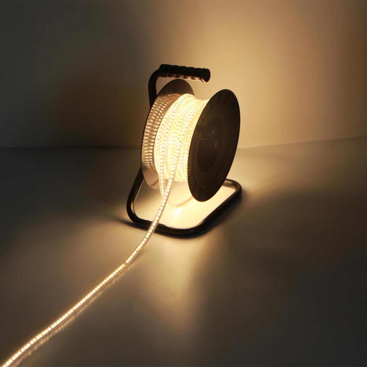 ETL Certs 2388 LED Strip Light Kit 25M 110V 120V Flexible Lighting Temporary Lighting Solution Decoration Lighting