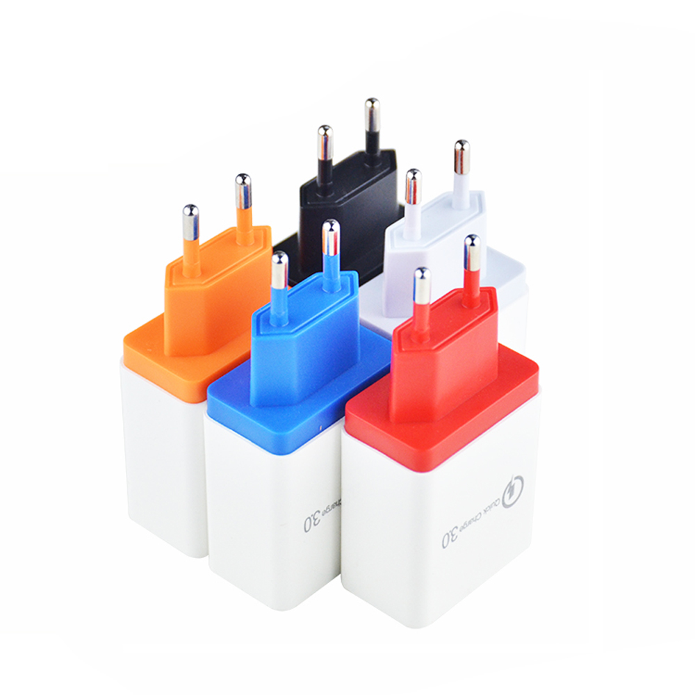 SIPU Universal Home Adaptors 4 Port USB Wall Charger for phone