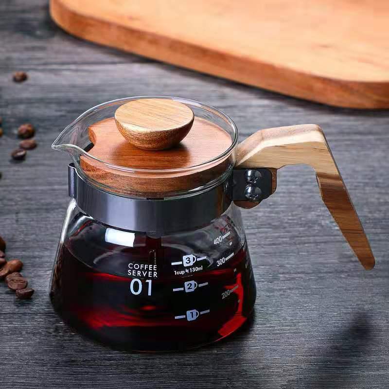 Кофейник стеклянный v60 фильтр для холодного заваривания, капельница, бариста, инструменты многоразового использования, чайник для кофе, кап...(Китай)