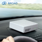 Trend 2020 remove odor smoke air cleaner car air purifier with hepa filter