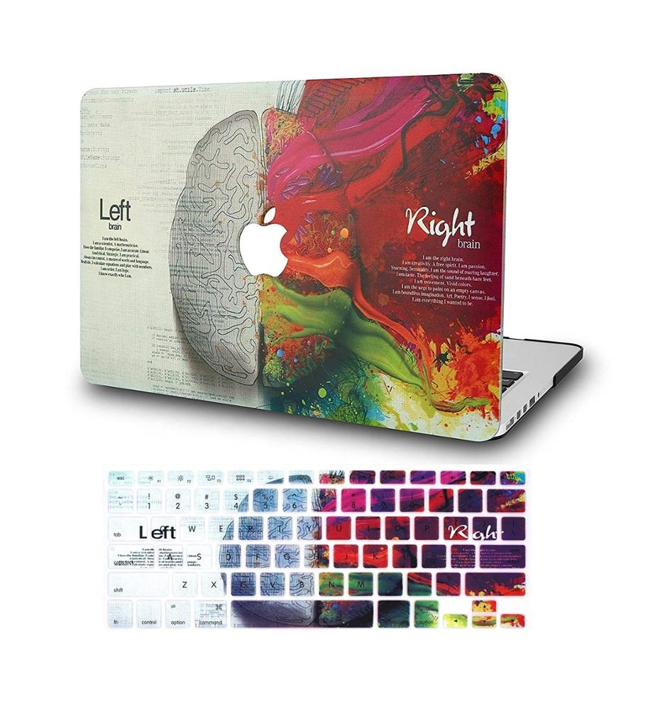 2 in 1 Custom Keyboard Cover macbook air 2019 i5 256gb 8gb And Laptop Case For MacBook Air