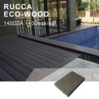 Deck Outdoor Composite Decking WPC Wood Plastic Composite Waterproof Composite Outdoor Deck Floor Covering/ Engineered Wood Decking 140*25mm Wpc Outdoor Deckin