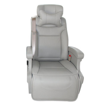 van Captain seat with electric footrest and recliner
