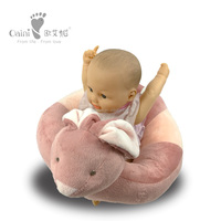 OAINI 2020 ODM OEM Custom Animal Popular Wholesale Comfortable Baby Sofa Plush Sofa Chair Soft Bunny Baby Support Sofa