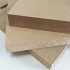 Wood Fiber Mdf Hdf Cheap Price 8mm Mdf Board Hdf Board For Cabinet