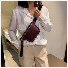 2020 новая водонепроницаемая поясная сумка женский пояс женская модная нагрудная сумка унисекс поясная сумка дамская поясная сумка сумки дл...(Китай)
