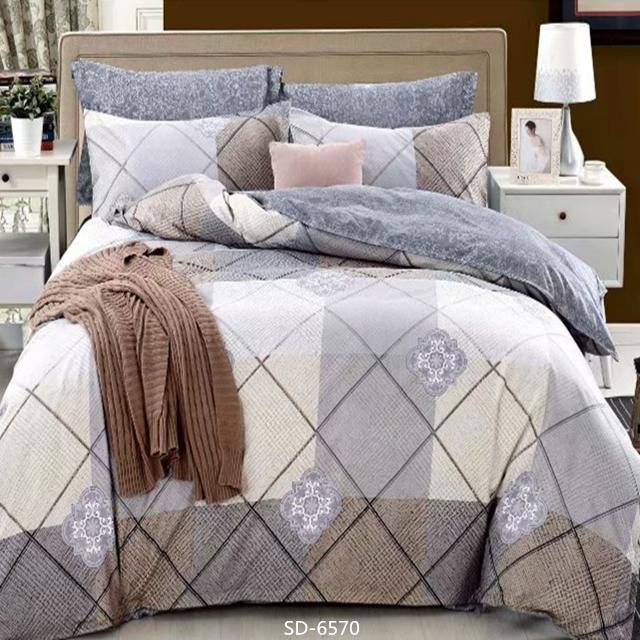 बिस्तर थोक नई डिजाइन कस्टम मुद्रित 100% पॉलिएस्टर Duvet कवर सेट, बिस्तर शीट