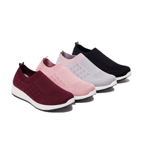 BAIRUILUN Women's Socks Sports Shoes Customized Breathable Shoes