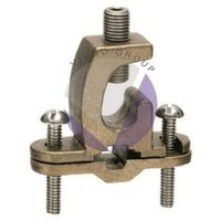 UTILITY PRODUCT HARDWARE UL LISTED GROUNDING CLAMP, SPLIT BOLT CONNECTOR CRIMPING LUGS SPLICES SLEEVE LAY IN LUG