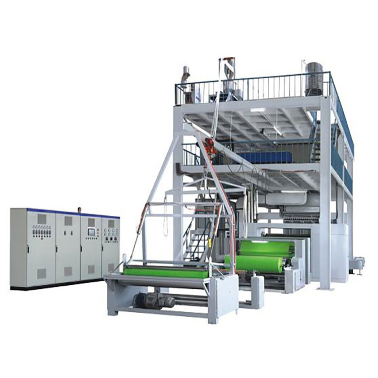 Full Automatic PP Spunbond Nonwoven Fabric Production Line