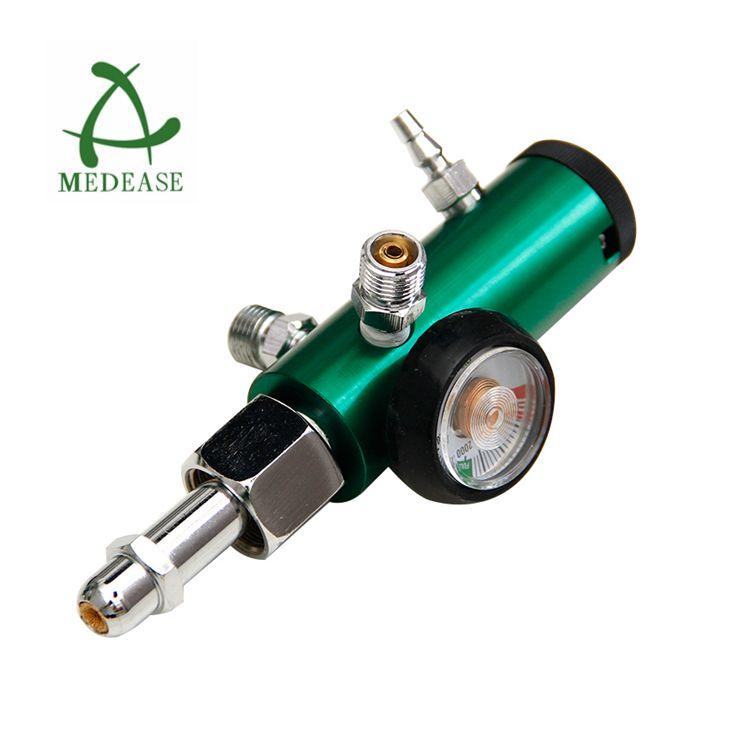 ME540 Oxygen pressure regulator with oxygen cylinder - KingCare | KingCare.net