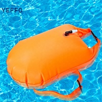 YEFFO Outdoor Multifunctional Buoy Swimming Drifting Bag Open Water Swimming Training Buoy