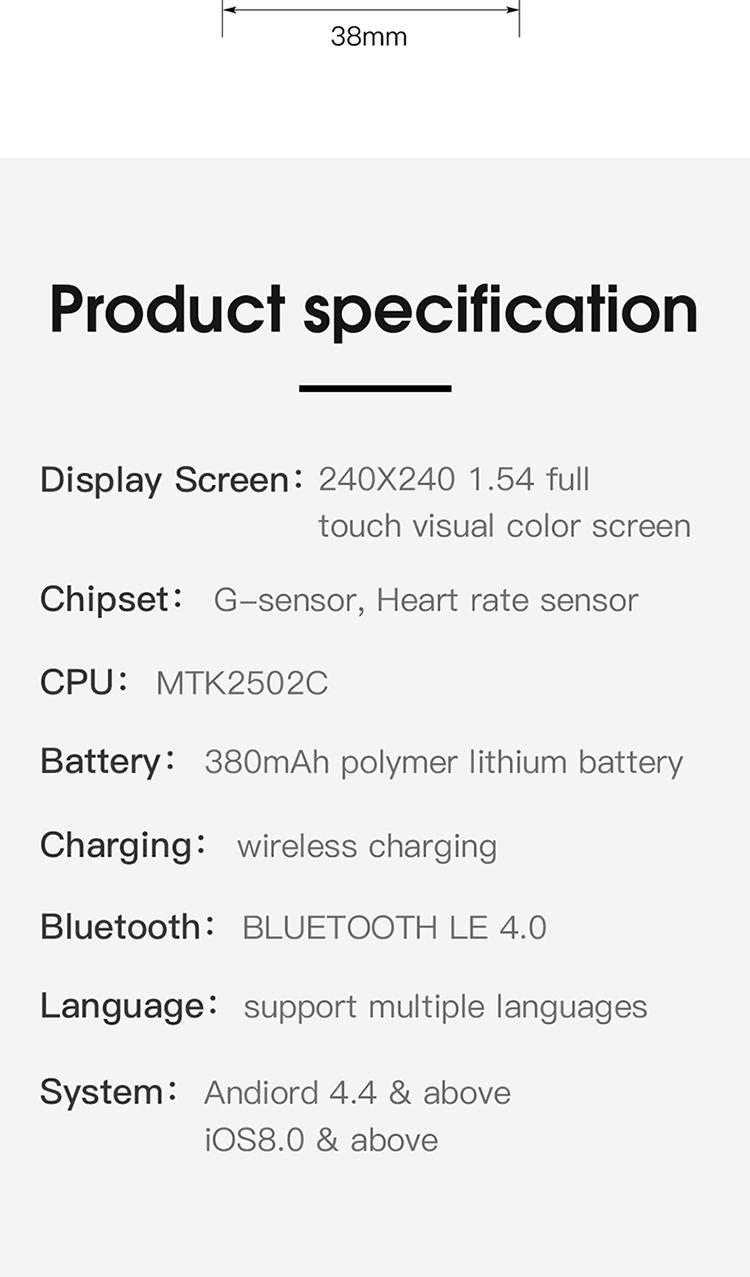 IWO 8 smart uhr w54 smartwatch 44mm Fall BT Anruf Erinnerung W53 iwo9 10 12 serie 4 Für IOS & Android Telefon