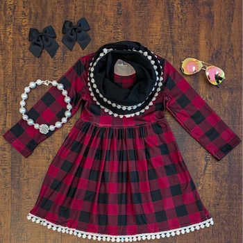 New Arrival Baby Fashion Design Normal Frock Designs Lovely