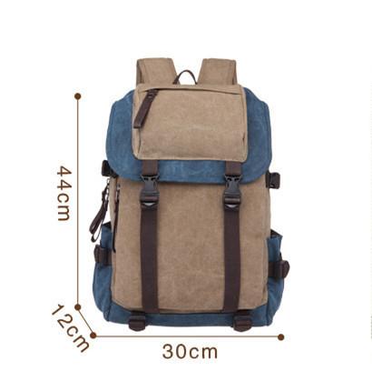 Модный Ноутбук Рюкзак Холст Дорожная сумка тактические рюкзаки