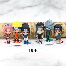 Livraison directe Anime 18th 19th génération <span class=keywords><strong>Naruto</strong></span> 6style 1 <span class=keywords><strong>ensemble</strong></span> figurine jouets