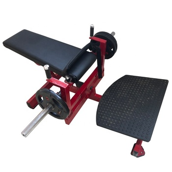 High quality plate loaded hip thrust machine hammer strength commercial gym fitness equipment for sale