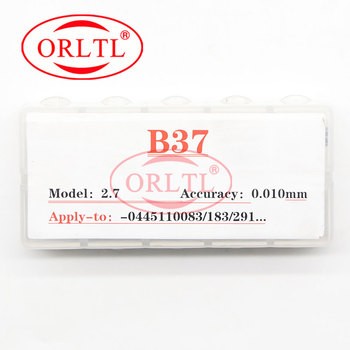 ORLTL Injector Repair Shim Set B37 Adjusting Shim Kit B37 1.180mm-1.270mm for Bosh